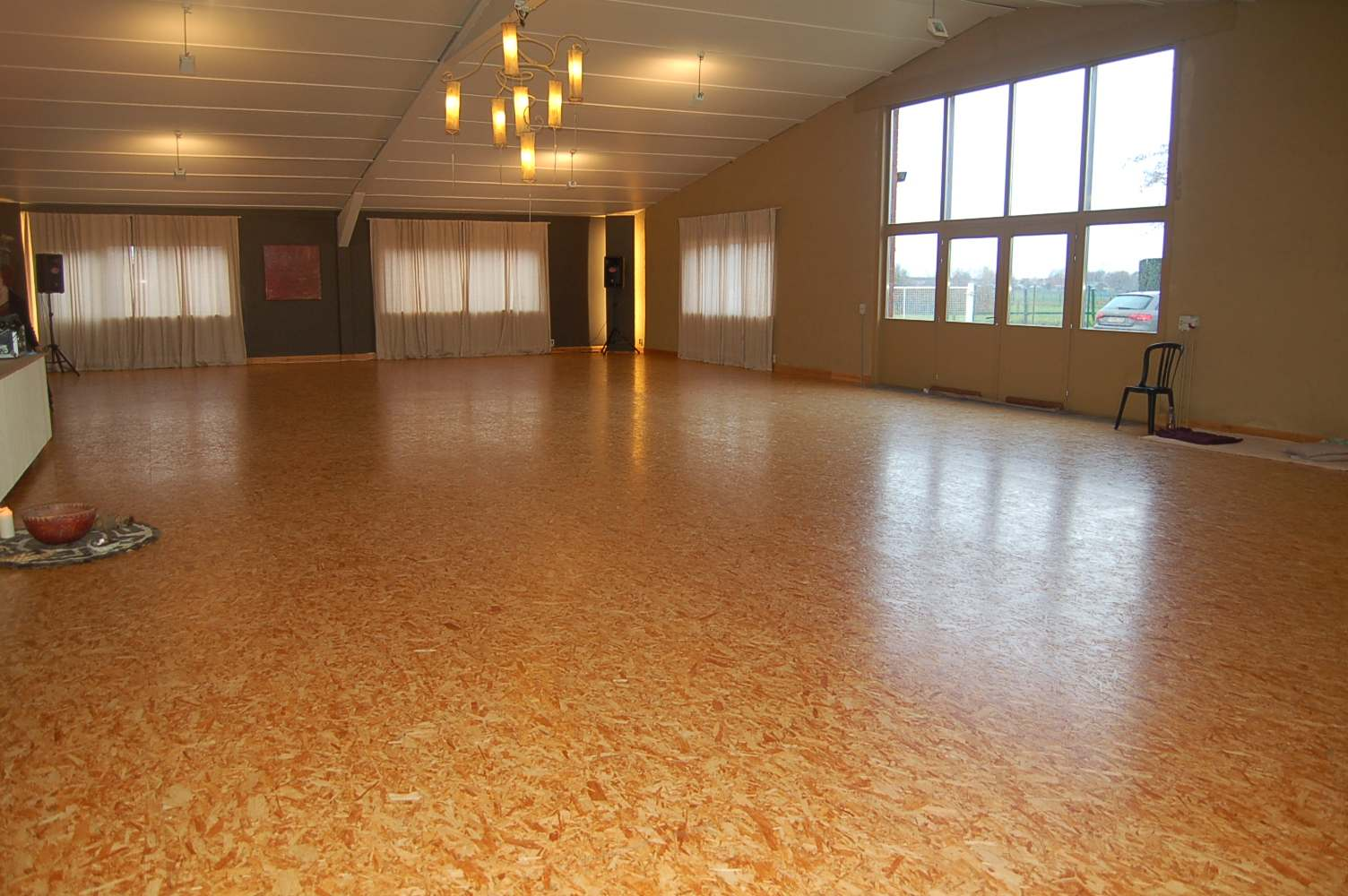 grote zaal souldance