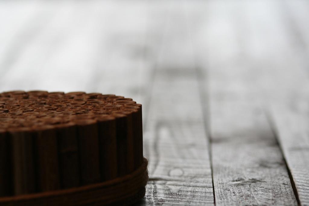 ronde op tafel verkleind