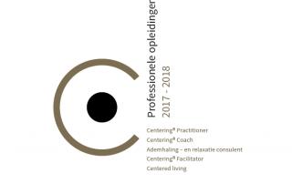 Voorblad folder professionele opleidingen 17-18