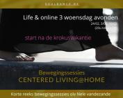 Kopie van centered living online oefeningen binnenkort facebookpost