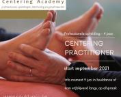 Professionele opleiding - centering practitioner