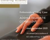 Professionele opleiding - adem en relaxatieconsulent